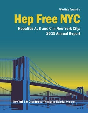 Hep Free NYC 2019 Annual Report